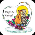 Candleware-CP2006-Loving Cats/Hugs & Kisses! - Loving Cats/Hugs & Kisses!
