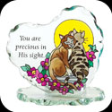 Candleware-CP2009-Loving Cats/You are precious in... - Loving Cats/You are precious in His sight.