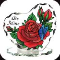 Candleware-CP2023R-Red Roses/Be Mine - Red Roses/Be Mine