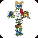 Cross-GX4021-Birds of a Feather/Sing to the Lord a new song. Ps. 96:1 - Birds of a Feather/Sing to the Lord a new song. Ps. 96:1