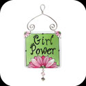 Suncatcher-JSW057-Girl Power/Girl Power - Girl Power/Girl Power
