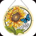 Suncatcher-LC073R-Sunflowers/We have this hope as an anchor for the soul?Heb. 6:19 - Sunflowers/We have this hope as an anchor for the soul?Heb. 6:19