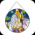 Suncatcher-LC087-Nativity - Nativity