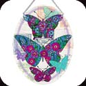 Suncatcher-LO071R-Patterned Butterflies - Patterned Butterflies