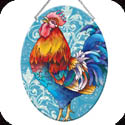 Suncatcher-LO125R-Rooster - Rooster