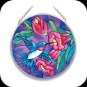 Suncatcher-MC113-Hummingbird - Hummingbird