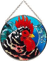 Suncatcher-MC276-French Country Rooster - French Country Rooster