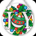 Suncatcher-MC311R-Ornaments//Joy - Ornaments//Joy