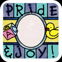 Magnet-MGP064-Pride & Joy/Boy - Pride & Joy