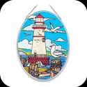 Suncatcher-MO072-Lighthouse - Lighthouse