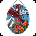 Suncatcher-MO106R-Golden Gate Bridge/San Francisco - Golden Gate Bridge/San Francisco