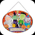Suncatcher-MO280-Trick or Treating Kids//TRICK - Trick or Treating Kids//TRICK