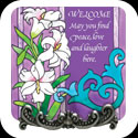 Desktopper -MP1080R-Lilies//WELCOME May you find p - Lilies//WELCOME May you find p