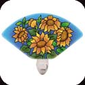 Nightlight-NL108R-Sunflowers - Sunflowers