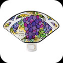 Nightlight-NL147-Grape Arbor/I am the vine... - Grape Arbor/I am the vine; you are the branches. Jn. 15:5