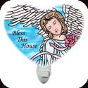 Nightlight-NL310R-Angels of Heaven/Bless This House - Angels of Heaven/Bless This House