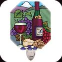 Nightlight-NL436R-Wine & Cheese - Wine & Cheese