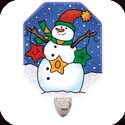 Nightlight-NL448R-Snowman - Snowman