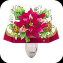Nightlight-NL942-Poinsettias - Poinsettias