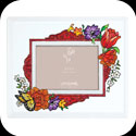 Photoframe-PFB3524-Jewel Bouquet - Jewel Bouquet