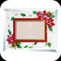 Photoframe-PFB4608-Poinsettias - Poinsettias