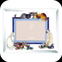 Photoframe-PFB4610-Tiffany Cats - Tiffany Cats