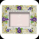 Photoframe-PFR3596-Grape Arbor/I am the vine... - Grape Arbor/I am the vine; you are the branches. Jn. 15:5