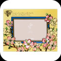 Photoframe-PFR4645-Dogwood/For God so loved the world... - Dogwood/For God so loved the world that He gave His only begotten Son. Jn. 3:16