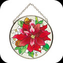 Suncatcher-SC200-Poinsettias - Poinsettias