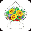 Suncatcher-SFS1008-Sunflower Field - Sunflower Field