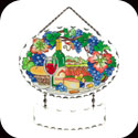 Suncatcher-SFS1027-Wine Country - Wine Country