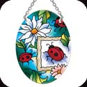 Suncatcher-SO064R-Ladybugs - Ladybugs