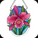 Suncatcher-SO103R-Pink Orchid - Pink Orchid