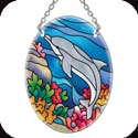Suncatcher-SO138R-Dolphin - Dolphin