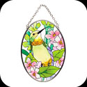 Suncatcher-SO189-Hummingbird/Floral - Hummingbird/Floral