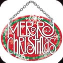 Suncatcher-SO216R-Merry Christmas - Merry Christmas