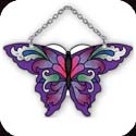 Suncatcher-SSB1024R-Stylized Butterfly - Stylised Butterfly