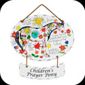 Suncatcher-SWSPP006-Children's Prayer Pony - Children's Prayer Pony