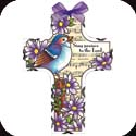 Suncatcher-SX2025R-Song Bird/Sing praises to the Lord - Song birds/Sing praises to the Lord