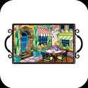 Tray-TR207-French Cafe - French Cafe