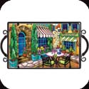 Tray-TR207R-French Cafe - French Cafe