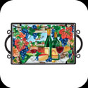 Tray-TR218-Wine Country - Wine Country