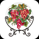 Tabletopper-TT129-Red Grapes - Red Grapes