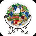 Tabletopper-TT158-Wine Country - Wine Country