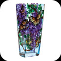 Vase-VAS2010-Wings & Wisteria - Wings & Wisteria