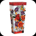 Vase-VAS2034-Jewel Bouquet - Jewel Bouquet