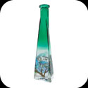 Vase-VB1009-Peacock/Thinking of You - Peacock/Thinking of You