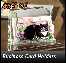 Save 45% on Busniness Card Holders!